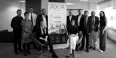 Axia Team Photo
