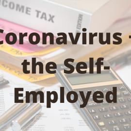 Coronavirus + the Self-Employed