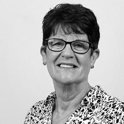 June Vaughan: Administrative Assistant