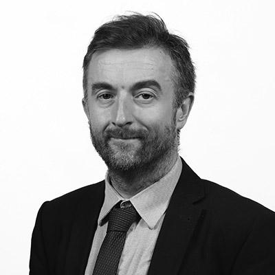 Justin Whitelaw Accounts Manager