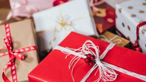 Christmas Presents that may be bought if taxes are completed