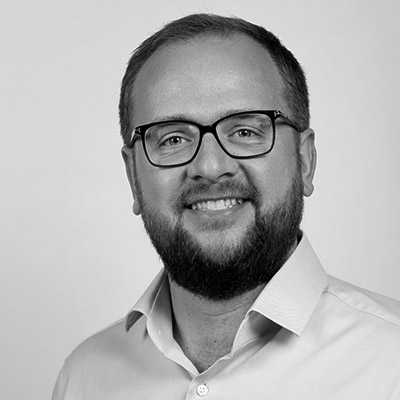 Andy Pollard: Senior Partner