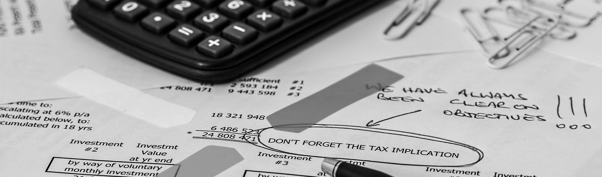 UK and US Tax returns